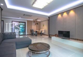 3 Bedroom Apartment for Rent - BKK1