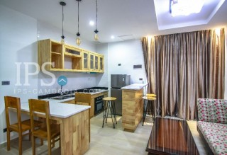Boeung Trabek - 3 Bedroom Serviced Apartment for Rent