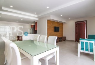 3 Bedroom Apartment For Rent - BKK2, Phnom Penh