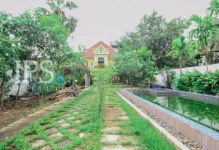 Siem Reap  - 8 Bedroom Villa for Rent