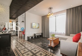 Elegant 1 Bedroom Apartment for Rent - Siem Reap