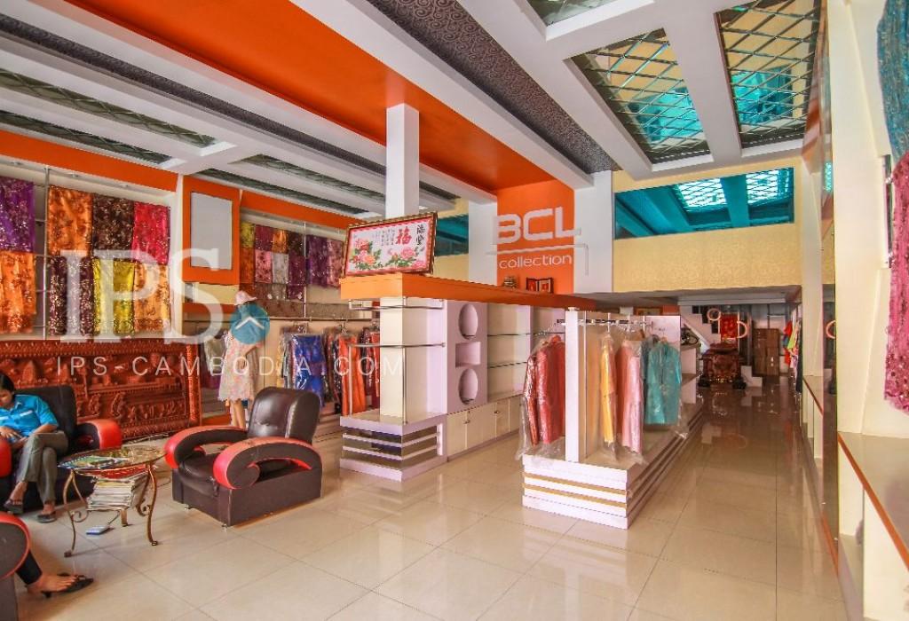 180 sqm. Shophouse For Rent - Russian Market Area