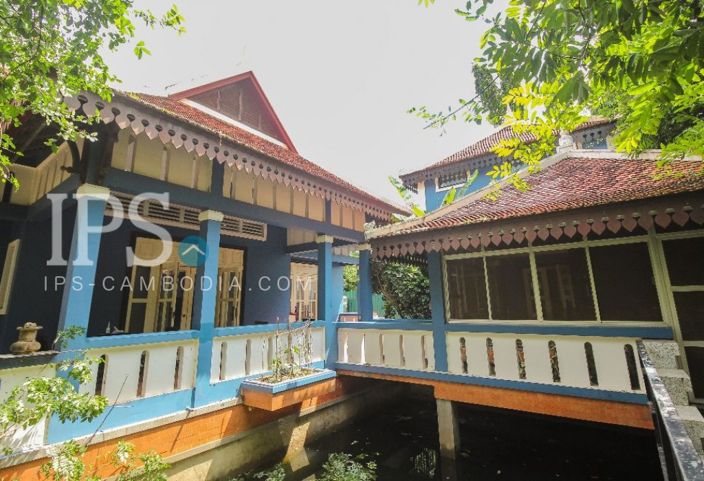 3 Bedroom Villa for Rent - In Chreav, Siem Reap