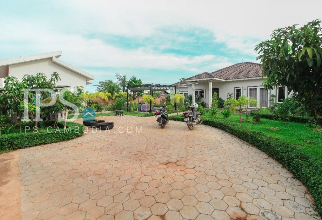 Hard Titled House for Sale - Siem Reap