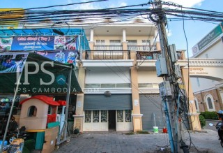 5 Bedroom Townhouse For Rent - Chroy Changvar