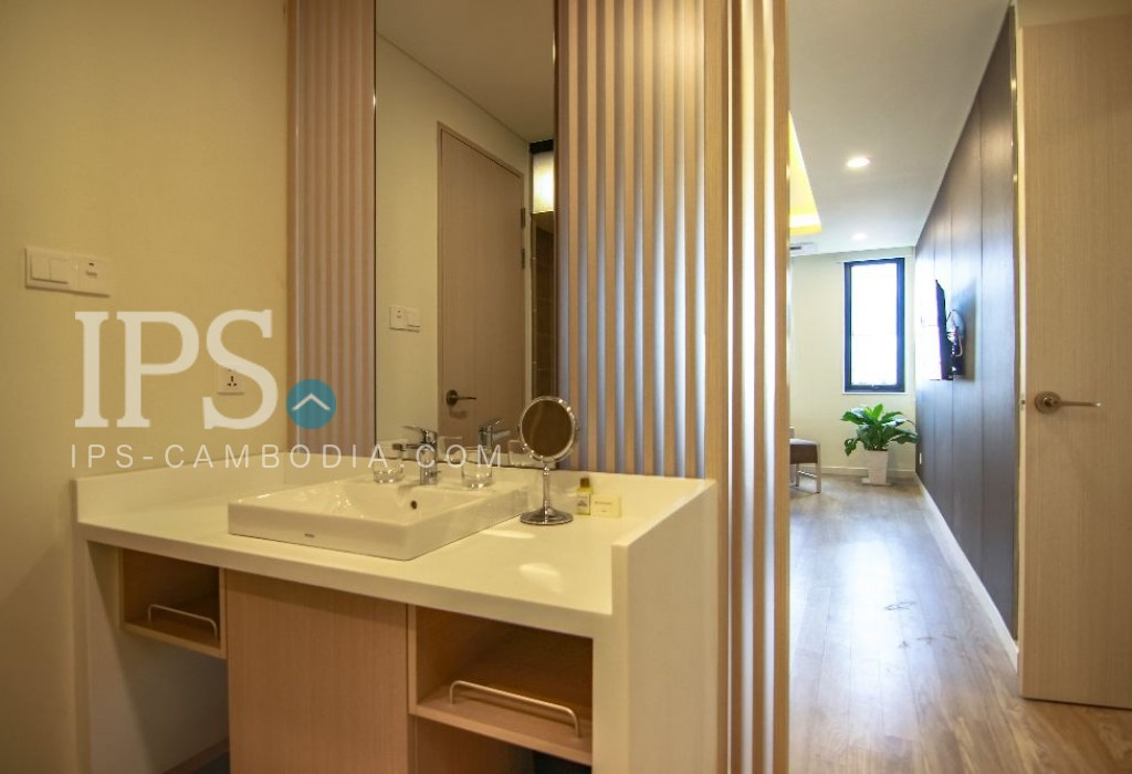 2 Bedroom Serviced Apartment for Rent - Toul Kork