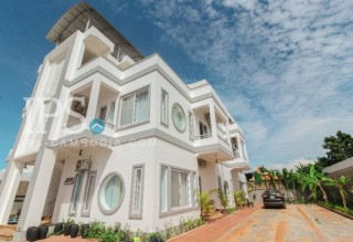 Well-lit 2 Bedroom Apartment For Rent - Siem Reap