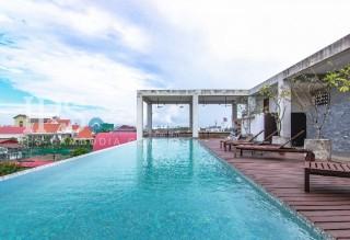 Studio Flat for Rent - Teuk Thla