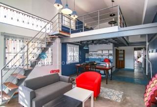1 Bedroom Apartment with Mezzanine for Rent - BKK3