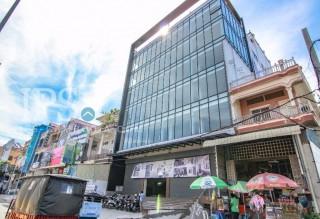 5 Floors Office Space for Rent - Daun Penh