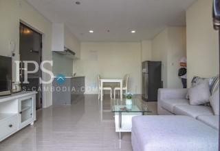 9th Floor 2 Bedroom Apartment for Rent - Toul Kork