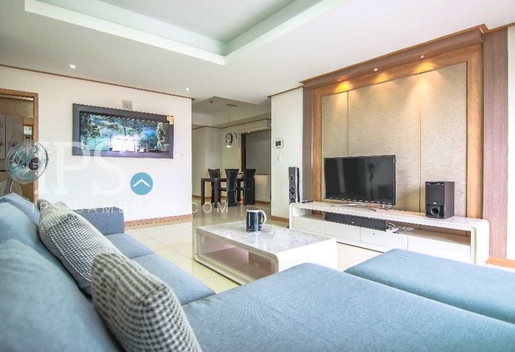 3 Bedroom Apartment for Rent - Toul Kork