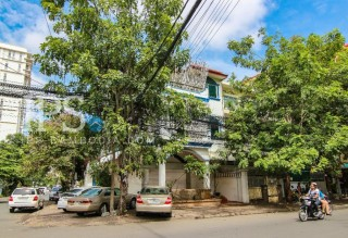 Corner Property for Sale - Tonle Bassac, Phnom Penh