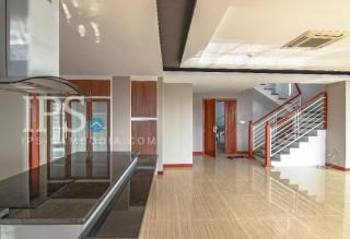 Duplex 3 Bedroom Apartment for Rent - Phsar Daeum Thkov