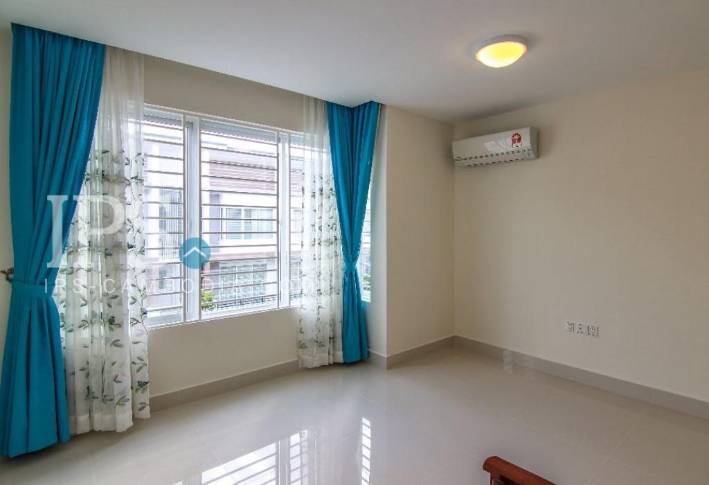 Twin Villa For Rent -  Borey Peng Huot