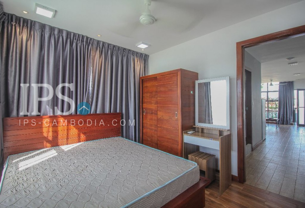 Modern 1 Bedroom Apartment for Rent - Siem Reap