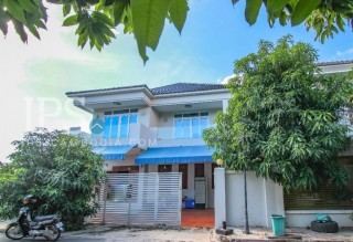 Bassac Garden 5 Bedroom Villa For Rent - Tonle Bassac