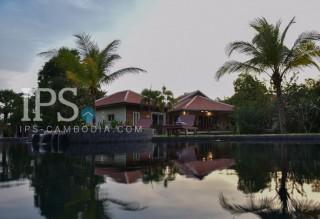 Exquisite 7 Bedroom Villa for Sale - Siem Reap
