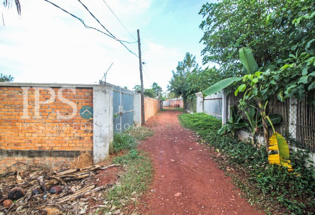 Land for Sale - SELLING BELOW MARKET PRICE - Ideal for Residential or Hotel Development