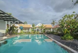 2 Bedroom Boutique Villa For Rent - Siem Reap