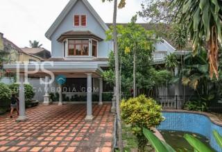 BKK1 Residential Villa for Rent - 5 Bedrooms