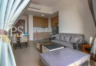 2 Bedroom Serviced Apartment For Rent - BKK3, Phnom Penh