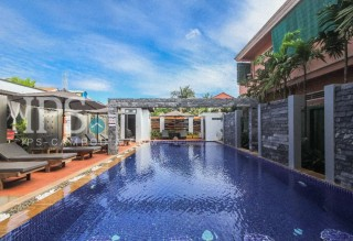 15 Room Boutique Hotel for Rent - Siem Reap