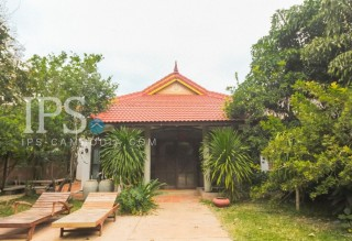 4 Bedroom Villa for Rent - Siem Reap