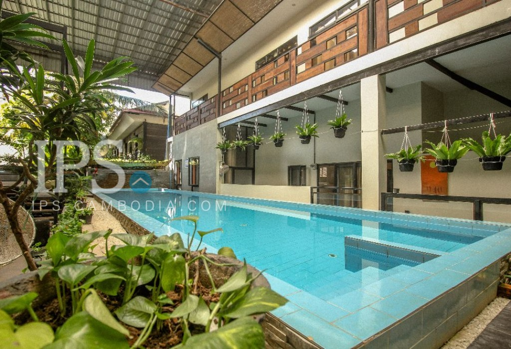 5-room Boutique Hotel in Siem Reap - Business for Sale