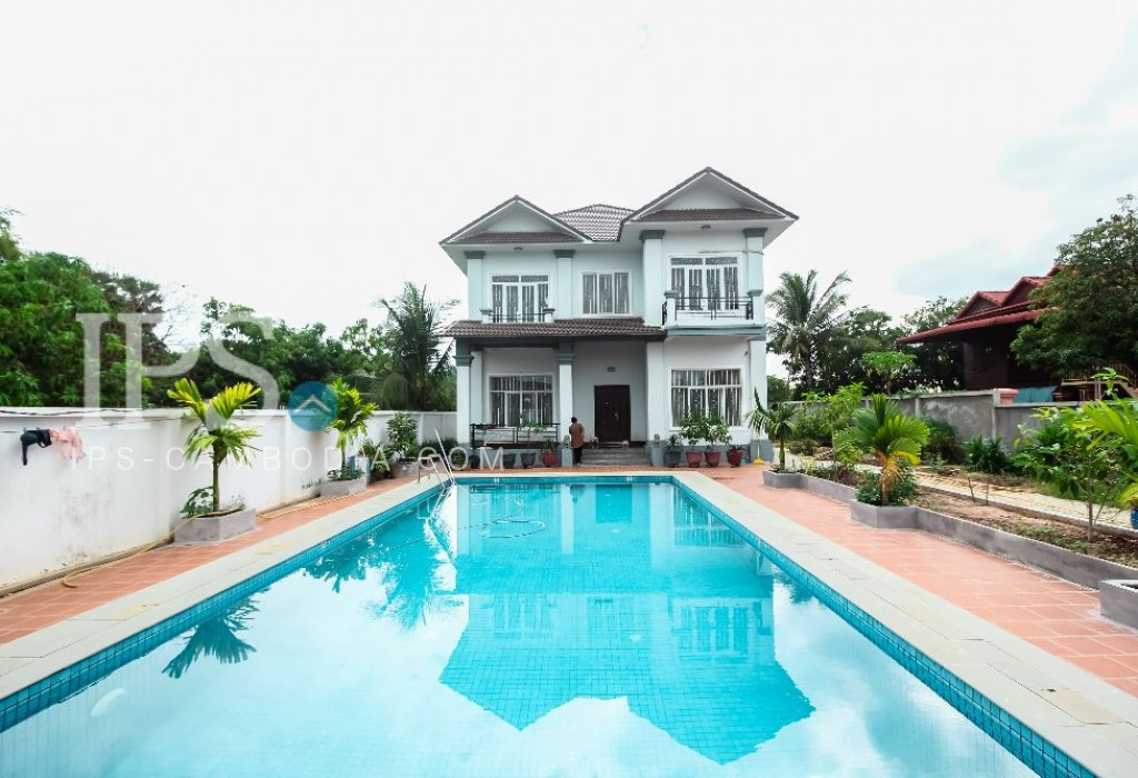 5 Bedroom Villa for Rent - Siem Reap