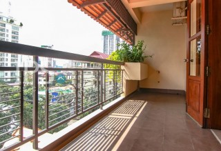 Large Two Bedrooms in BKK1 For Rent