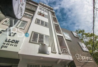 10 Bedroom Townhouse For Rent - Tonle Bassac Area
