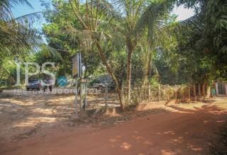 Siem Reap Land for Development - For Sale  thumbnail