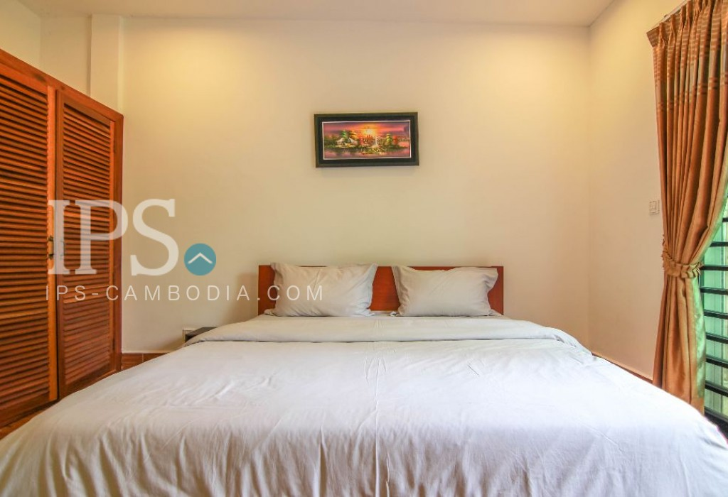 Serviced Studio Apartment For Rent - Toul Kork
