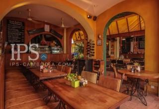 Restaurant business in Pub Street area thumbnail