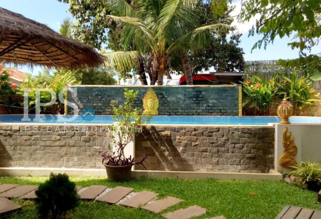 Fast Sale!! 15 Bedroom Hotel Business  - Siem Reap