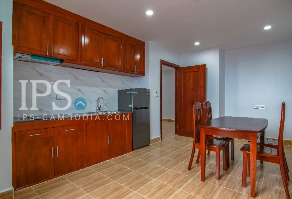 2 Bedroom Serviced Apartment for Rent - Toul Tum Pong