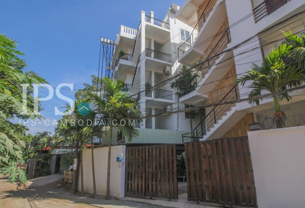 Fully Furnished Apartment Building for Sale - Slor Gram Area
