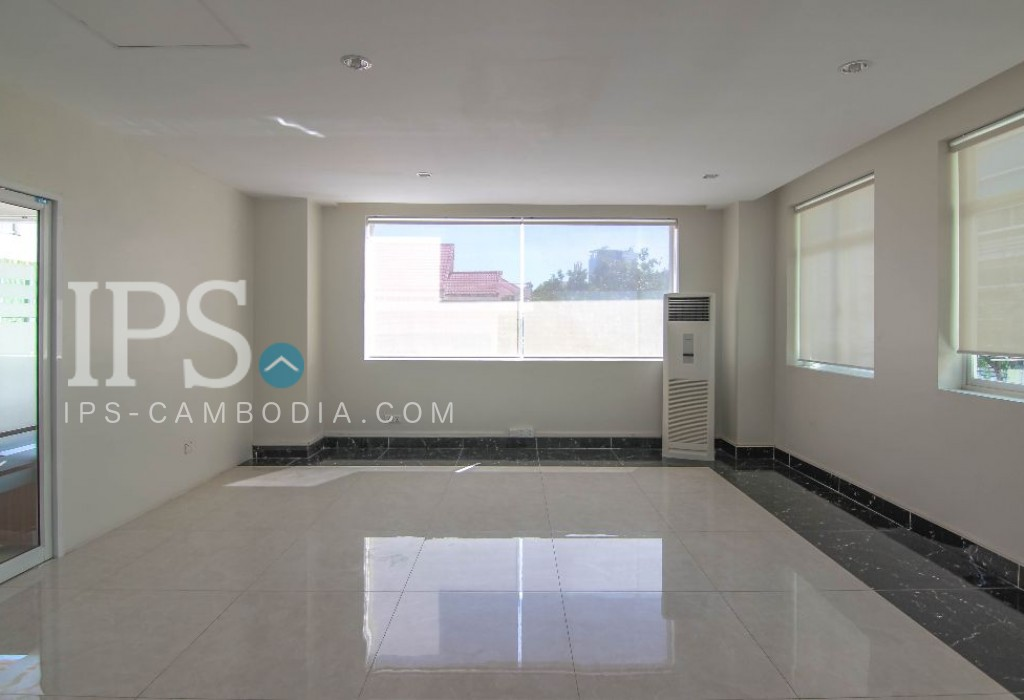 Commercial Office Space For Rent - Toul Svay Prey