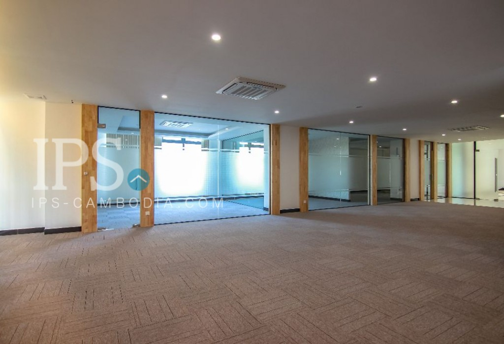 Commercial Office Space for Rent - Toul Kork