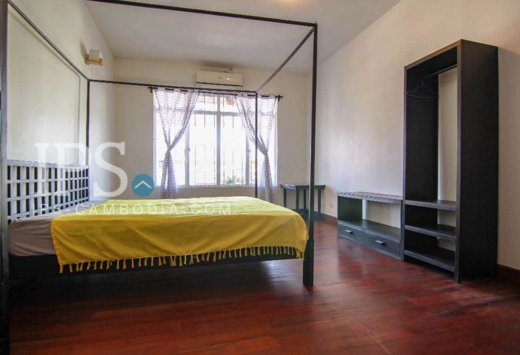 2 Bedroom Apartment For Rent - Toul Svay Prey
