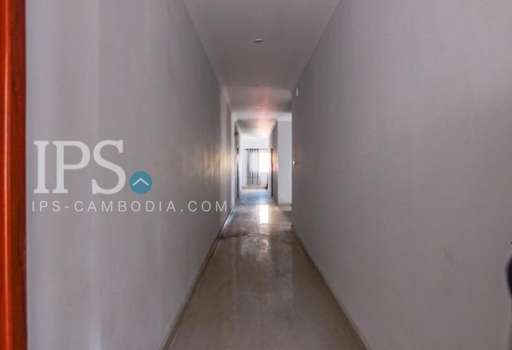Tonle Bassac Building for Rent - 27 Apartment Units