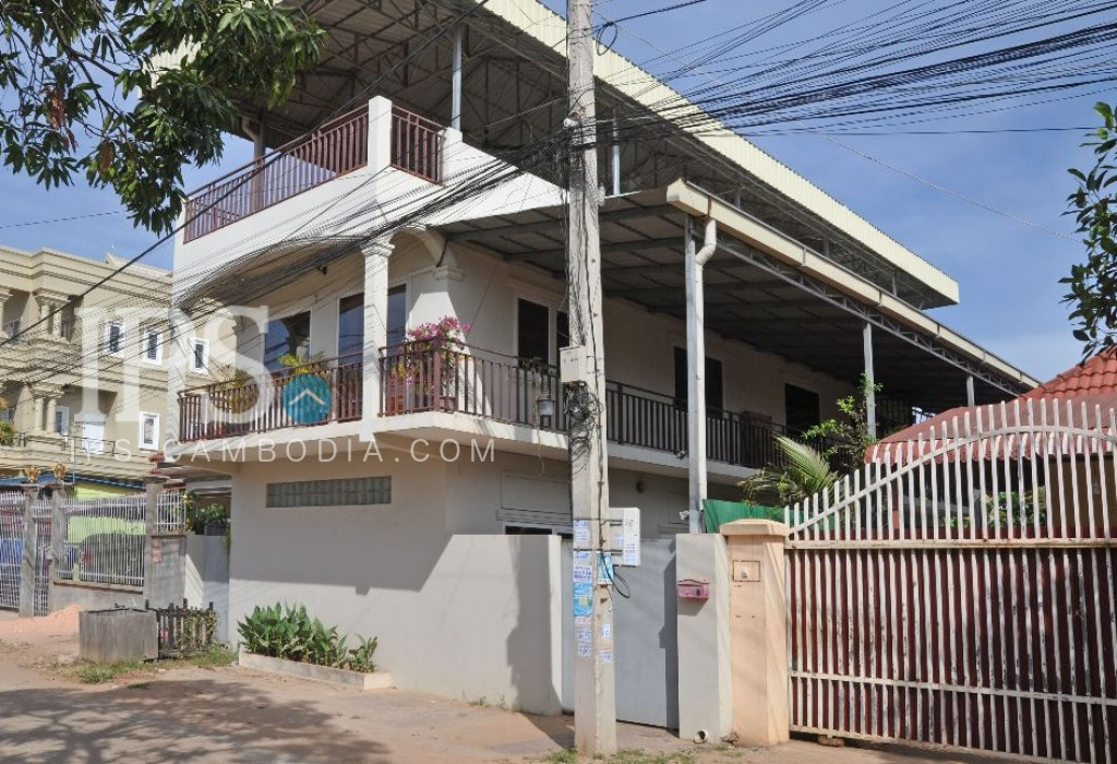 4 Bedroom House for Sale - Siem Reap