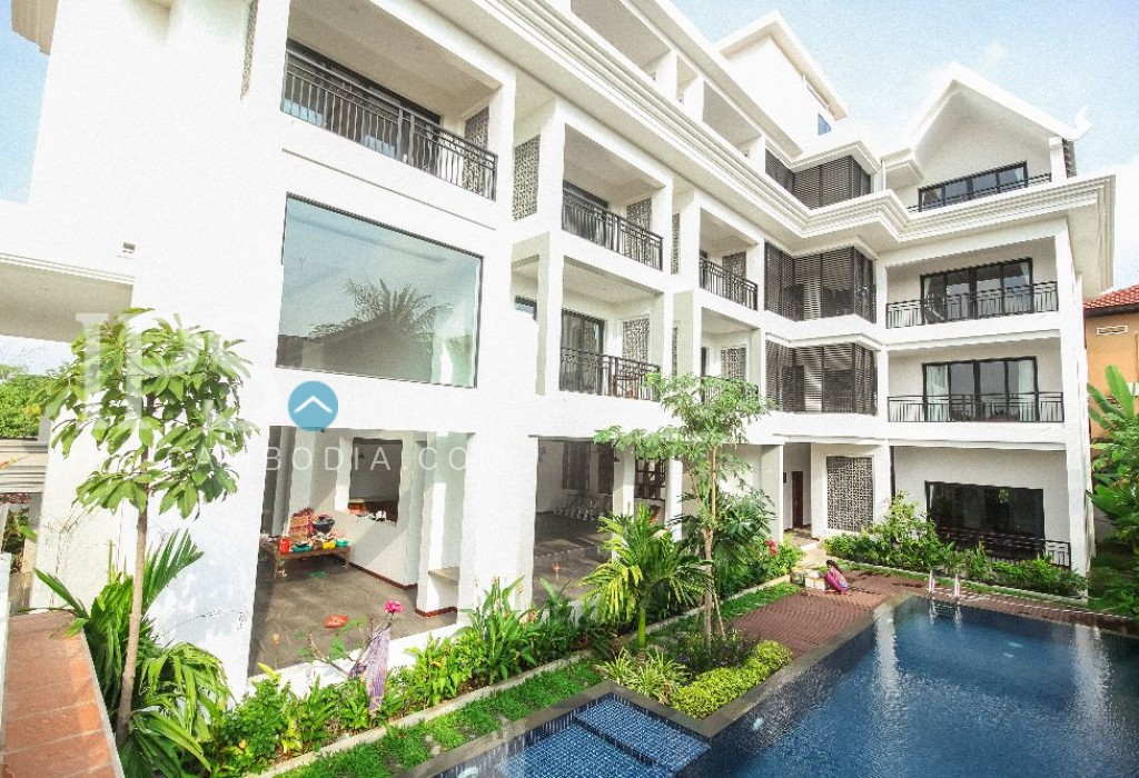 21 Bedroom Boutique Hotel for Rent - Siem Reap