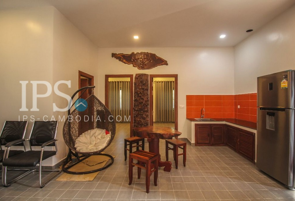 Brand New 2 Bedroom Apartment for Rent - Siem Reap
