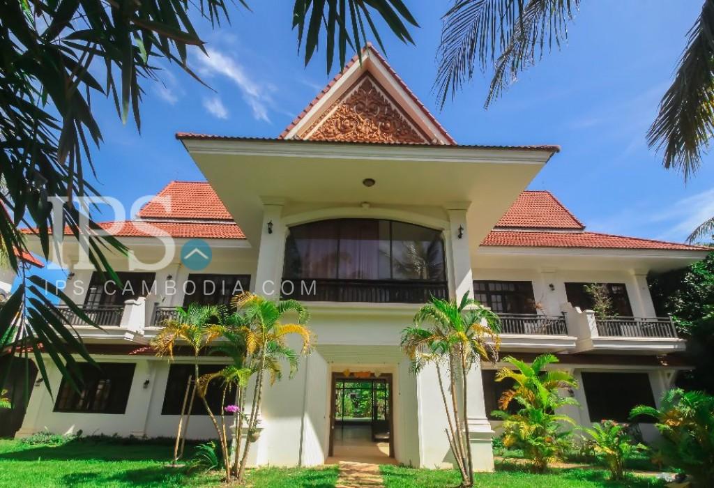 24 Bedroom Commercial Building for Rent - Siem Reap