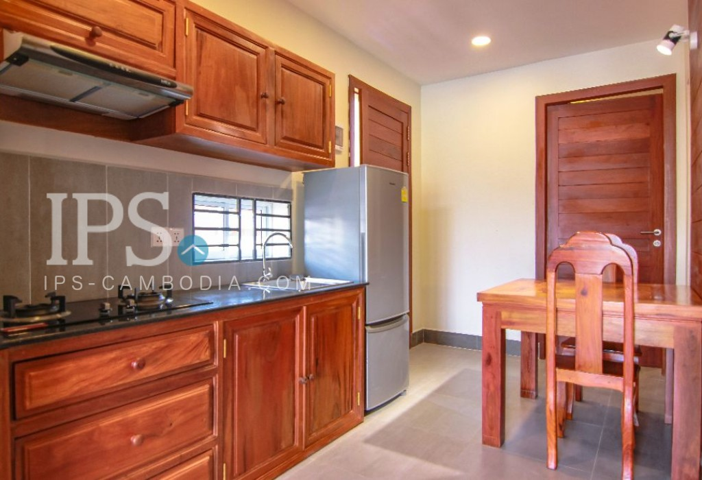 BKK3 - 1 Bedroom Apartment for Rent
