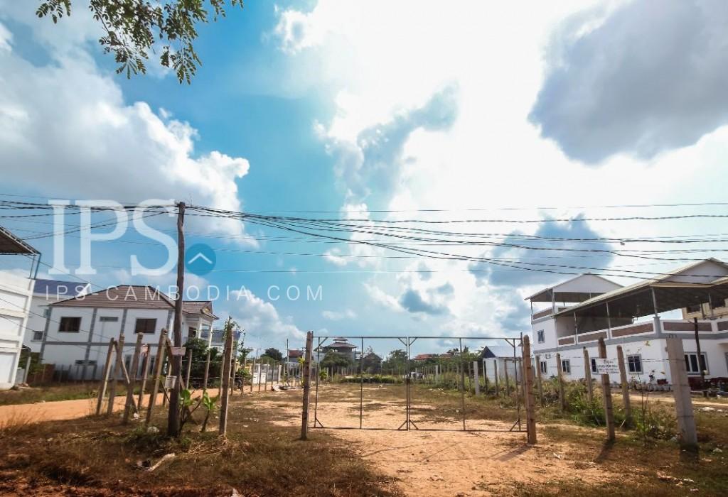 497 m2  Land for Sale - Siem Reap