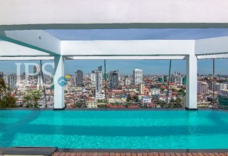 1 Bedroom Apartment For Rent- BKK1, Phnom Penh thumbnail