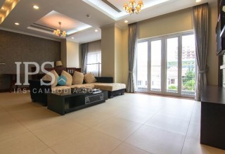 3 Bedroom Serviced Apartment Rental - Toul Kork
